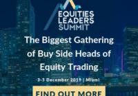 Equities Leaders Summit 2019